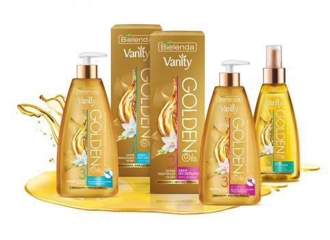 VANITY GOLDEN OILS