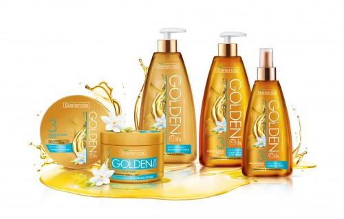 GOLDEN OILS ultra moisturizing