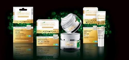 CELEBRITY COLLECTION Collagen & Pearls