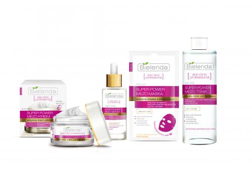 Skin Clinic Professional MEZO Rejuvenating Therapy