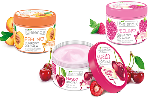 Fruity Body Butters and Scrubs