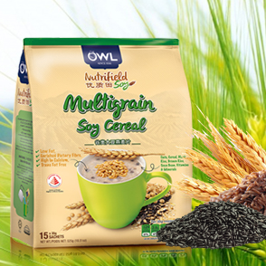 Ready to Eat meal , owl multigrain soy cereals