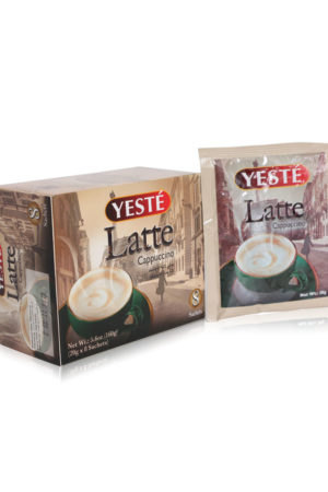 Yeste Latte Cappuccino Coffee (Enjoy with Breakfast ) 11.50 Dirhams