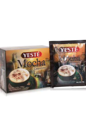 Yeste Mocha Cappuccino Coffee (Enjoy with Breakfast ) 11.50 Dirhams